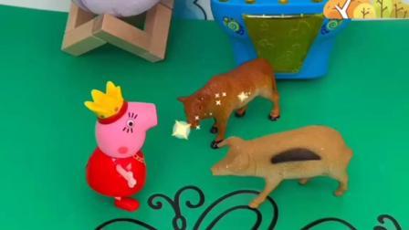 小猪佩奇玩具故事故事   小故事 玩具小故事 #小猪佩奇 #亲子