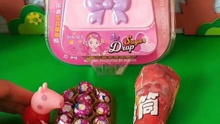 小猪佩奇的最爱乐园 #智力玩具