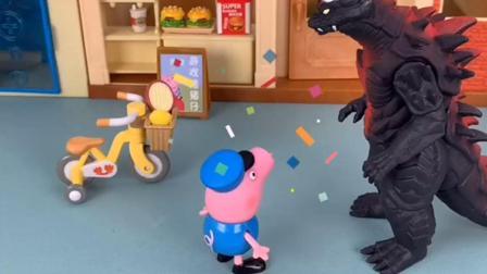 玩具小故事#小猪佩奇   故事 #亲子