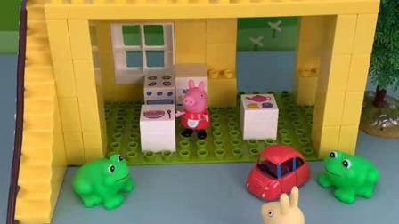 玩具小故事#小猪佩奇 故事