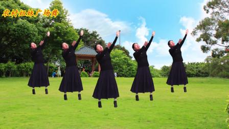 最近很火的广场舞《可可托海的牧羊人》歌醉舞美,好看好学