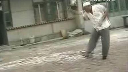 吴焕才老先生八极拳演练