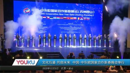 文化互鉴 共创未来 中国-中东欧国家合作新春晚会举行