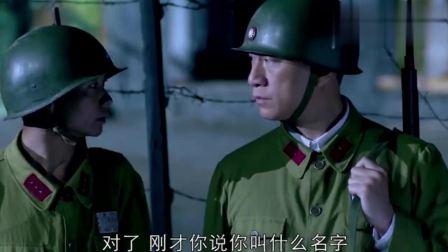 何辅堂成功越狱,怎料仇人竟在外设下埋伏,典狱长端出机枪救他