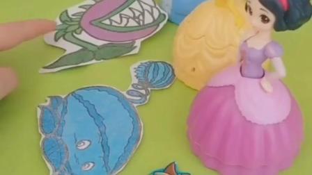 亲子有趣幼教玩具:公主们的游戏
