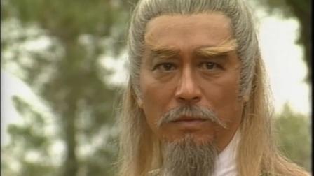 《射雕英雄传之东邪西毒 第4集》小时候看不懂,被骗了这才是真的黄日华和曾江