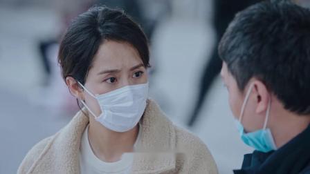 在一起:海清用真诚说服冯绍峰,攻克口罩生产难关