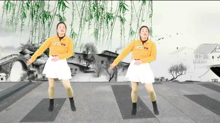 精选入门广场舞《人心太复杂》动感DJ健身舞,好听又好看!