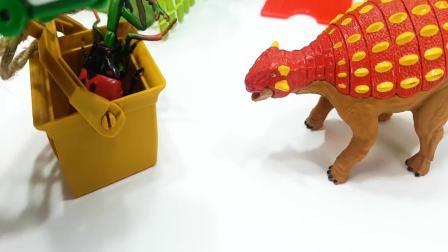 美国时尚儿童,亲子玩具霸王龙,太好玩了