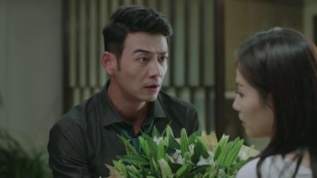 我们都要好好的:杨烁想送百合给刘涛道歉,不知道儿子对百合过敏