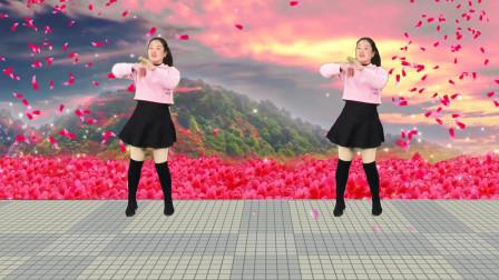 简单易学广场舞《小苹果》动作简单,非常适合初学者