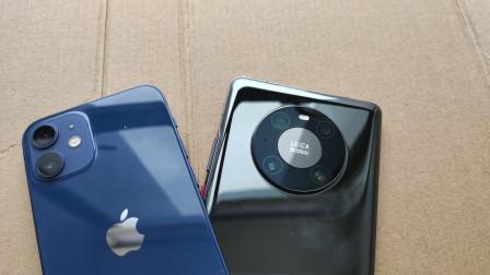 华为mate40和iPhone12音质对比,结果让我无语,音质还是小米好