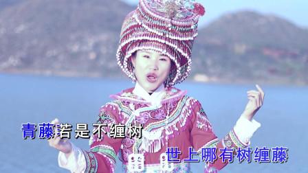 贵州山歌《山歌好比春江水》演唱:小双