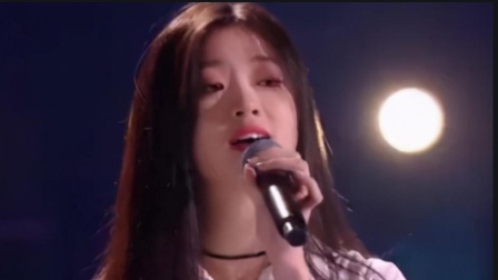 单依纯演唱《像风一样》声音太销魂了!不愧是中国好声音冠军