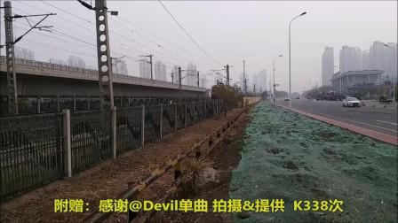 火车视频(533拍车运转第258期):天津市拍车--武清~天津