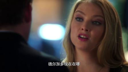 《犯罪现场调查 第十四季 第6集》这段演技炸裂,伊莉莎白·哈诺伊斯秒杀一众女神(4)
