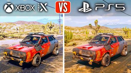 2077主机平台画质性能对比,PS4画面不忍直视,XBOX和PS5平分秋色