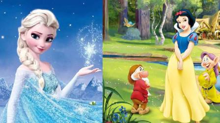AI还原迪士尼动画人物的真人形象,几个公主的盛世美颜太惊艳了