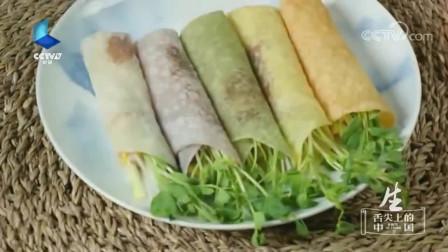 舌尖上的中国,吃货福利:春饼