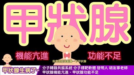 【中文字幕】wellness 甲狀腺生病了! 甲狀腺機能亢進、甲狀腺功能不足