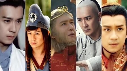 《南拳》90s看陈浩民成长史,段誉到刘远跋每部都是经典