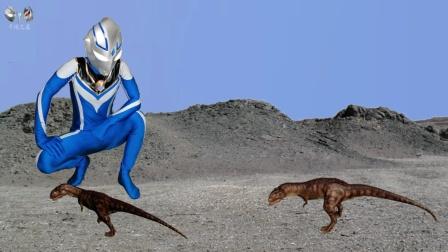 奥特曼重返恐龙时代第21集:玛君龙
