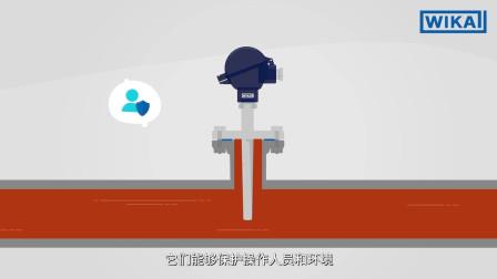 威卡中国:什么是温度保护套管?| 功能,应用领域和设计(中文中字)