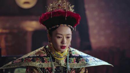 如懿传:高贵妃临终前爆出大秘密,皇后竟如此恶毒,乾隆失望至极