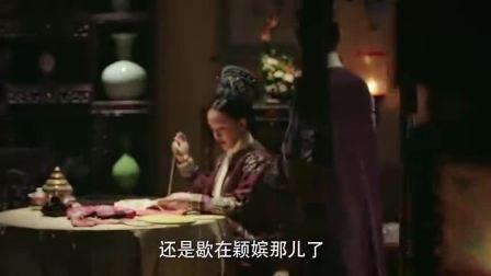 如懿传:颖嫔一生天真烂漫,处处维护皇后,不想那次是最后一面