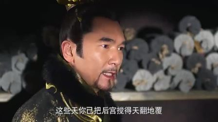 芈月传:毒妃为了太子位,重金贿赂大臣,不料输给芈月的两袋干草