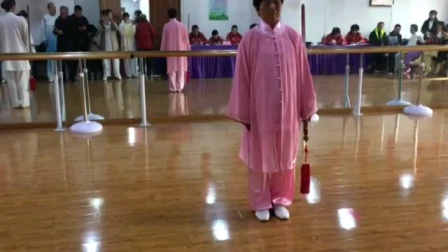 2020,12,13,参加安徽省直太极剑比赛,荣获二等奖