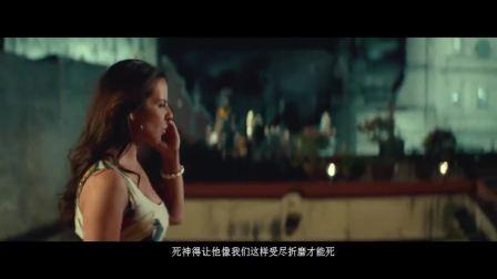 警匪片:4分钟影视速看,女毒枭因爱生恨,父子相残谁胜谁负?