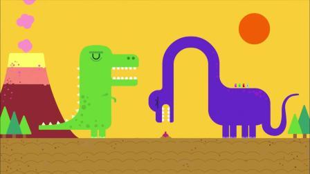 《嗨道奇第一季》一条可爱的恐龙!