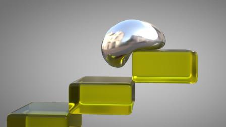超级Q弹的游戏:当水银遇上俄罗斯方块,这玩法我爱了!