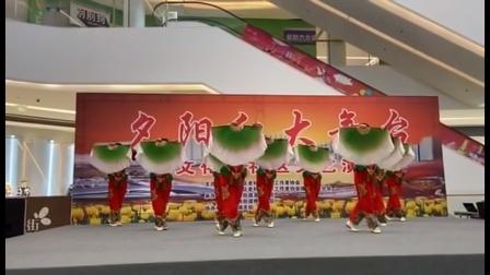 冶浦社区舞蹈队表演 荞麦花