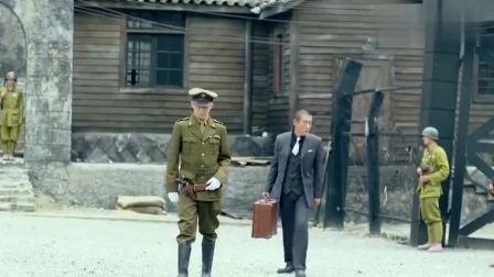 监狱大赦,却没有把何辅堂放出去,监狱长:何辅堂你是个硬种!