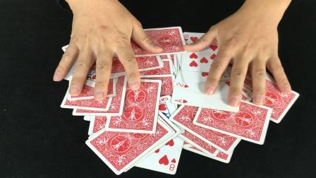 无论你把牌洗得再乱,我都能发出一条龙!原来这么简单