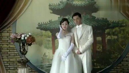 伪装者:明台和于曼丽拍婚纱照,两人最美好时光,最后动作搞笑了