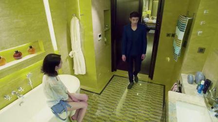 翻译官:嘉怡大胆表白旭东,不料旭东更直接,居然在厕所求婚