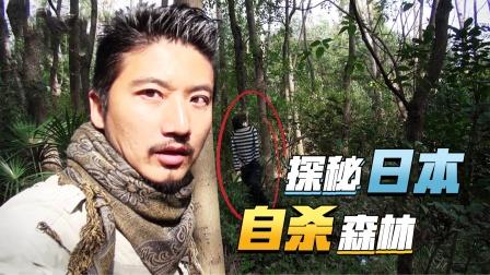《雷探长事务所》之日本青木原树海自杀者树林