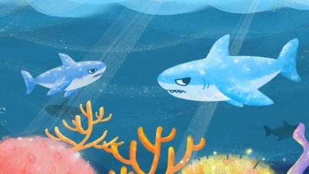 海里生活着很多动物,你最喜欢什么动物呢