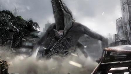 灵笼:巨兽占据废土地球,吸收人类进化!