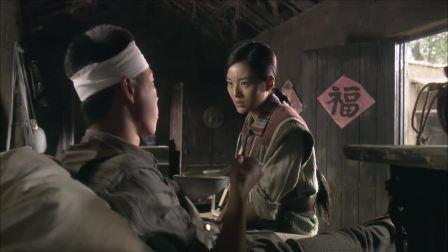 男子脑袋里的弹壳有蚕豆那么大,姑娘很担心,男子却还要去打仗