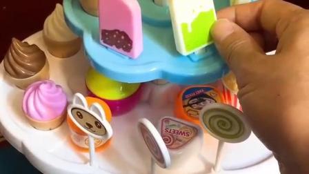 亲子幼教宝宝:冰激凌车来啦