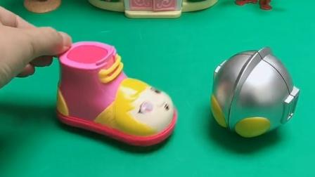 滑板车的轮子少了一个,就不能出去玩了