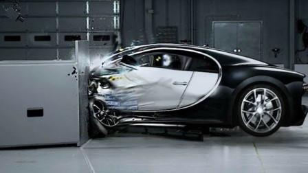 """为什么劳斯莱斯很少做""""碰撞测试""""?看看撞车后的情况就知道了"""