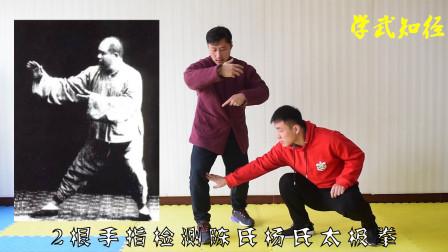 我们太极拳水平跟陈发科,杨澄甫宗师差多少?