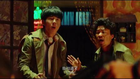 唐人街探案:在绑匪面前教唱歌,也就王宝强了