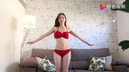 韩国美女泳装评测