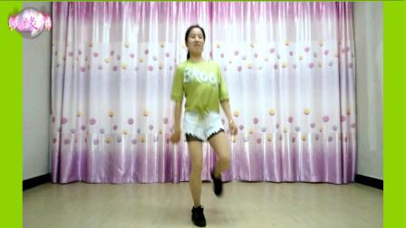 弹跳舞32步《点歌的人》原创(1)